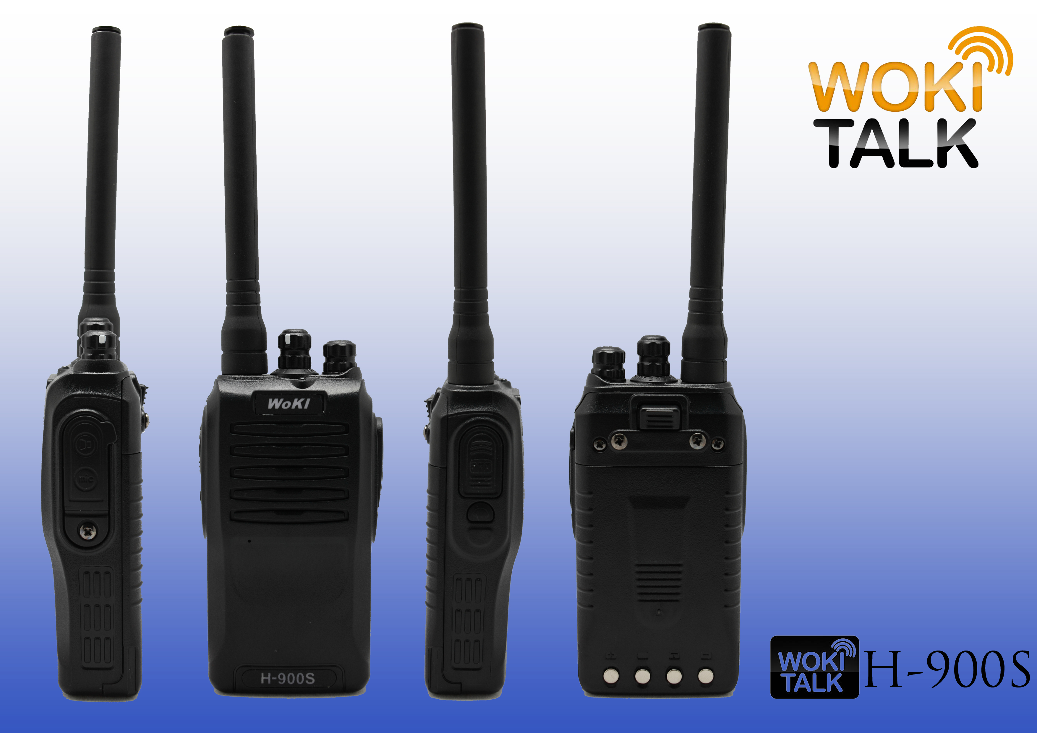 how to talk to truckers on a walkie talkie